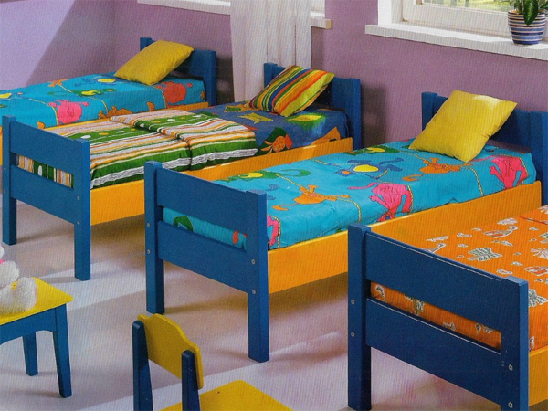 Кровати для детского сада фото